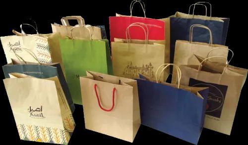 Designer Paper Bags and Kraft Paper Bags Manufacturer  8ea663847e4da