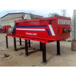 200 Ton Pug Mill Unit