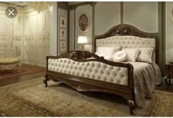 Queen Size New Modal Bed, Without Storage