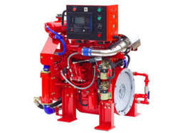 Fire Pump Diesel Engine Parts