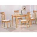 Wooden 4 Chairs Dining Table Set, Warranty: 5 Year