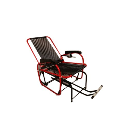 Black Relaxation Yoga Chair