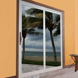 UPVC Balcony Sliding Door