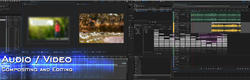 Audio - Video Editing And Compositing Service