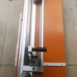Okoboji Manual V Groving Machine DT VGM