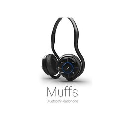 Muffs Bluetooth Headphone