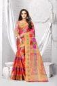 Bollywood Ethnic Patola Eri Silk Saree