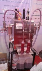 Sarbat Filling Machine