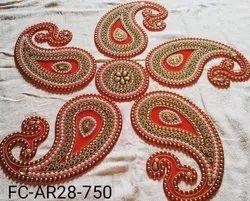 Acrylic Jumbo Rangoli