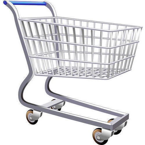 iron shopping trolley, rs 3500 piece, tulsi electrical control idiron shopping trolley