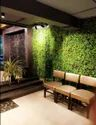 Artificial Vertical Garden - Site Images
