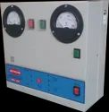 Ms Single Phase Control Panel With Out Starting Capacitor, For Industrial