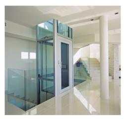 6 Persons Hydraulic Home Lifts