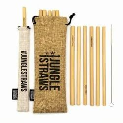 Jute Promotional Drawstring Pouch