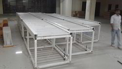 Supremeliner Roller Conveyor Tables, Capacity: Na