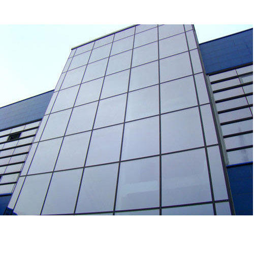 Toughened Glass Structural Glazing Work
