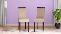 Hotel- Rose Solid Wood Dining Chair