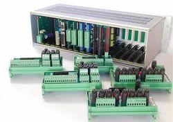 Digital AMB PLC Microprocessor Racks, For Industrial