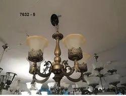 7632 Antique Chandelier