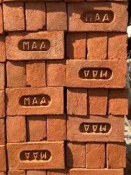 Rectangular Cly Maa Bricks, Packaging Type: Truck load