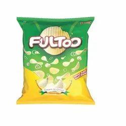 Fultoo Cream N Onion Chips
