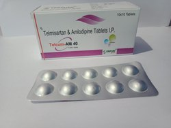 Telmisartan and Amlodipine Tablets I.P