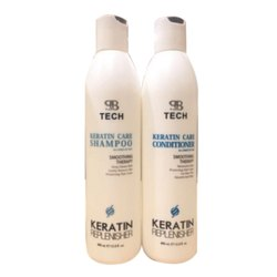 QB Tech BN-107 Keratin Care Post Shampoo And Conditioner, Packaging Type: Bottle