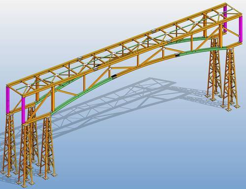Rebar Engineering Services - CAD Outsourcing in Thaltej, Ahmedabad