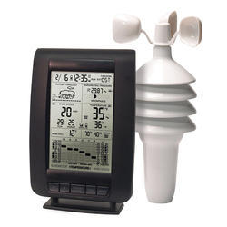 Weather Center With Sensor