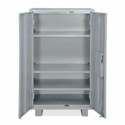 Double Door Storage Locker Cabinet