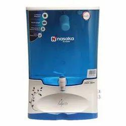 Ro+uf+orph+ Nasaka Tulip N1 Water Purifier, Capacity: 8 L