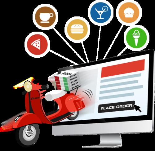 Image result for online food delivery