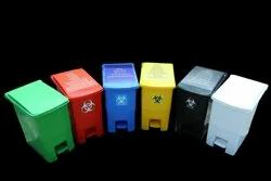 32 L Bio Medical Waste Bins