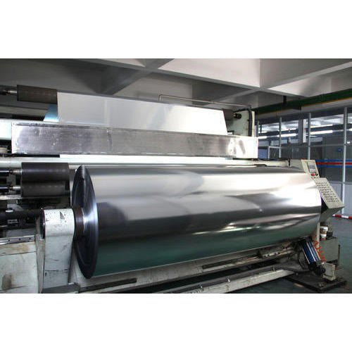 Metalized Polyester Film, Packaging Type: Roll