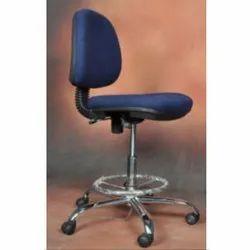 Blue STCH-FAB-B/F ESD Comfort Fabric Chair