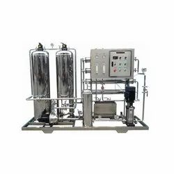 Fully Automatic Industrial Reverse Osmosis Plant