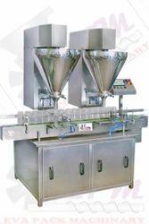 Industrial Talcum Powder Filling Machine