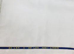 Flexible Casual Linen Shirting Fabric