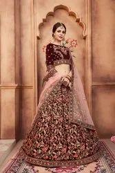 PR Fashion Launched Beautiful Designer Lehenga Choli