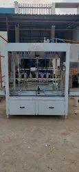 Lub oil filling machine