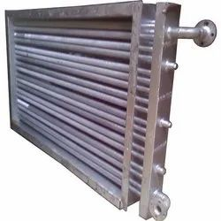 SS, copper Finned Tubes Heat Exchanger