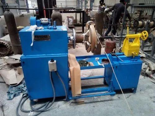 Transformer Coil Winding Machines - Transformer Coil Winding Machine  Manufacturer from Jaipur
