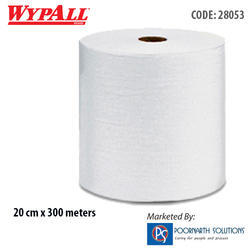 Wypall L10 Roll Control Wipers- White