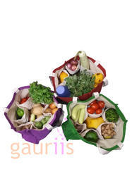 Vegetable Cotton Carry Bag
