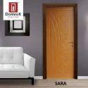 Sara Decorative Wooden Membrane Designer Door