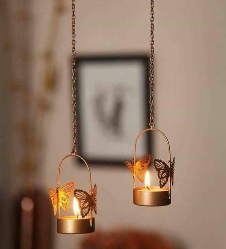 Fire Metal Iron Hanging Erfly T