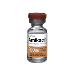 Amikacin Sulfate Injection USP