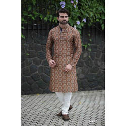 Fashionable Fancy Mens Kurta Pyjama