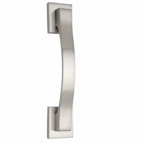 Stainless Steel Silver Kitchen Cabinet Door Pull Handle Finish