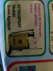 16 Litre Sprayer Battery operatedand ma